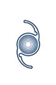 Imagen de icono de lente intraocular (LIO) de profundidad de campo ampliada