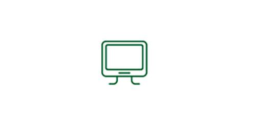 Imagen de icono de pantalla de ordenador que indica que las Lentes de profundidad de campo ampliada pueden aumentar la seguridad en situaciones de baja visibilidad.
