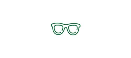 Imagen de icono de gafas que indica que es probable que sean necesarias para ver de cerca.